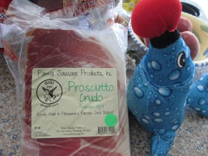 Seal of approval to Kudzu pepper bread